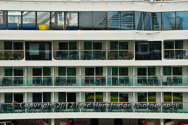 Cabins on the Norwegian Pearl