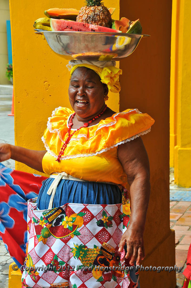 Photo model, Las Bóvedas shopping district, old town Cartagena