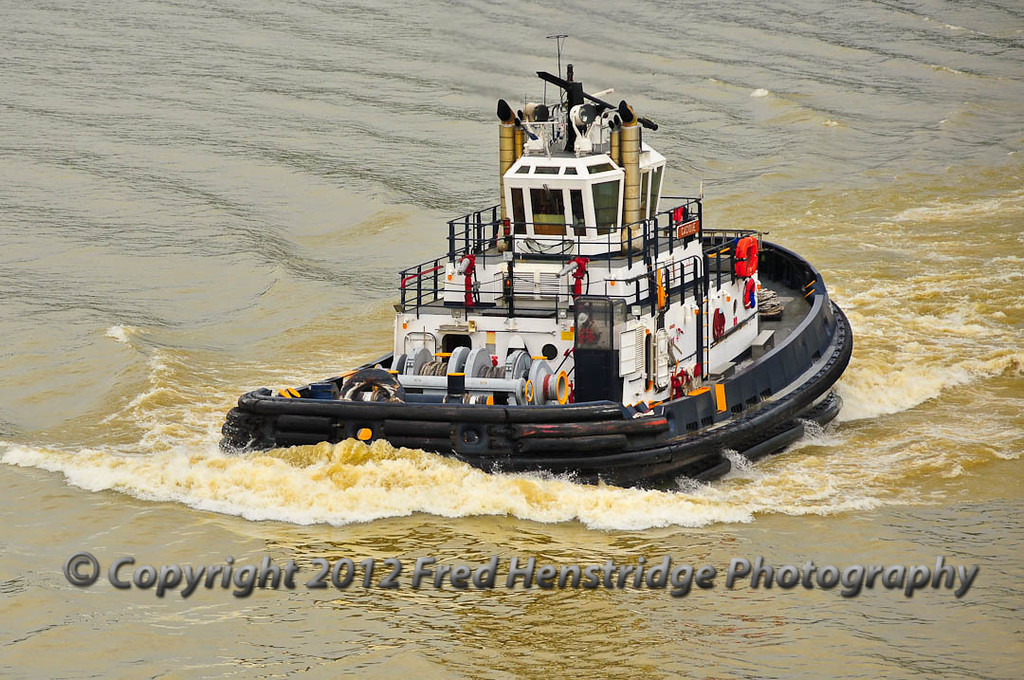 Our following tug