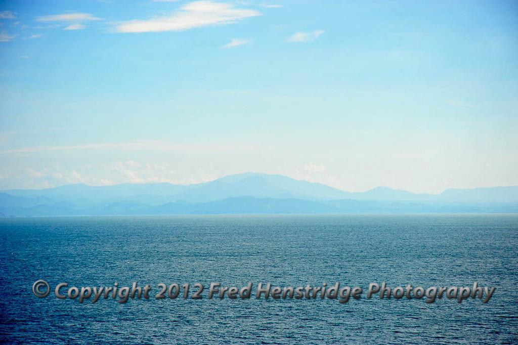 The coast of Mexico