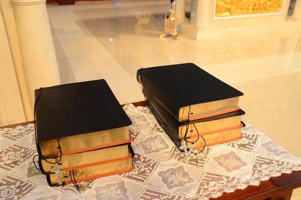 RCIA at Corpus Christi Catholic Church Nov 23 2014