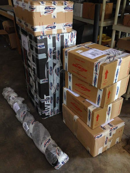 BZM goodies have arrived.....hhhmmmmm wonder whats in these boxes?