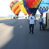 Sunday mornings, Propane Exceptional Energy Hot Air Balloon Crew rise to the occasion.