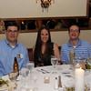 Bryan and Chrissy Radigan, Bill Trotta