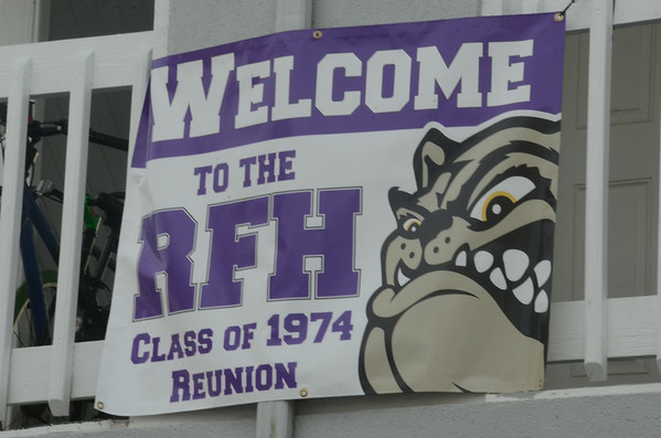 RFH Class of 1974 - 40th Reunion