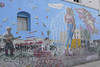 """VENICE RECONSTITUTED"" WITH GRAFITTI - HAVE THEY NO RESPECT FOR OTHER PEOPLE'S WORK ?"