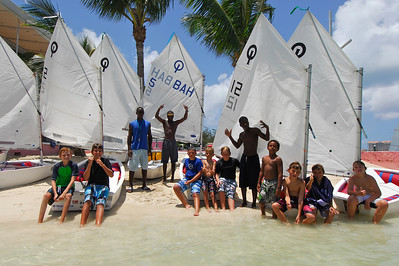 SUMMER SAILING CAMP 2012
