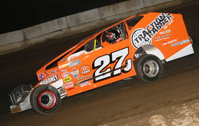 ROC Dirt Modified Tour - Five Mile Point 4/12/15 Fish