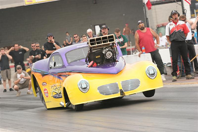 RPM Media Day Pro Mod ShootOut Saturday
