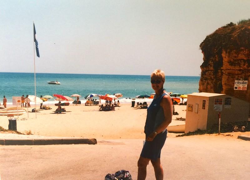 Playa St Eulalia