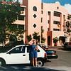 2 weken rondreis Yucatan: Eerste hotel in Cancun.