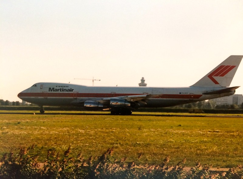 17 Sep 1996: MP829 naar Cancun - Mexico