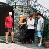 Bij Gernot en Susie en hun zoontje Alexander.