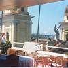 Dakterras van hotel Las Americas in Santiago de Cuba