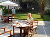 Zondag 20 november: Hotel Oberoi Maidens in Delhi.