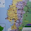 Ons reisschema. Na Quito naar Otavalo in het noorden. Daarna naar het 'Clouforest' westelijk van Quito.<br /> Toen met auto plus chauffeur richting Amazone gebied en weer terug. Dan verder naar het zuiden tot aan Cuenca.<br /> Tot slot naar Guayaquil en vandaar via Quito vliegen naar Bonaire om even uit te rusten in de warmte.