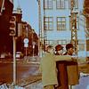 Februari 1979.<br /> Op weg naar Seattle 7 uur vertraging in Kopenhagen.