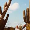 December 1983.<br /> Met Henk Vermeulen in omgeving van Phoenix, Arizona.