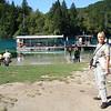 Maandag 3 September naar de Plitvice meren. Werkelijk schitterend weer en mede daardoor ook onvergetelijk mooi!