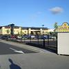 Ons volgende stop-over hotel: In Auckland de Ventura Inn.
