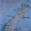 Een overzicht van ons reis-schema op het Zuider eiland.: <br /> Christchurch - Dunedin - Te Anau - Queenstown - Frans Josef Glacier - Barry Town - Motueka (Abel Tasman NP) - Blenheim (wijnstreek) - vanaf Picton met de veerboot naar Wellington op het Noorder eiland.