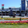 Dinsdag 29 januari: Na bijna 24 uur in vliegtuigen eindelijk:  Christchurch airport!