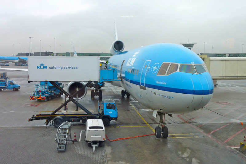 19 januari 2010 - De KL757 naar Panama City