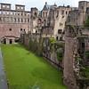 Slot boven Heidelberg.