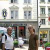 Zaterdag 17 juli in Zürich met Emile