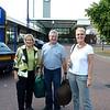 14/8 2010.<br /> Onze ruilpartners Bob en Joanne afgehaald van station Almelo.