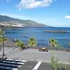 Uitzicht op Santa Cruz