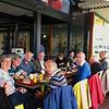 31 okt 2014: Lunch in het Aviodrome