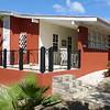 Seru Coral resort : Onze bungalow 'Suikerdiefje'