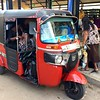 Zondag-markt in Negombo