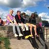 2016 - 31 juli Nieuwegein, met Piet, Emile en Brenda Maritiem Evenement