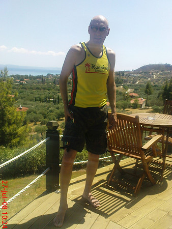 RSE Runners on Holiday