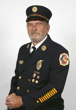 RVFD Lenny Scott 50 Year member 9-30-14