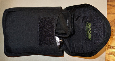 RX1 Ripoffs Holster Olympus EVF Pouch