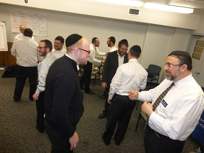 Rabbinic Mediation Training - Day 1