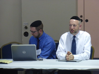 Rabbis Yarchei Kallah  Feb 2015