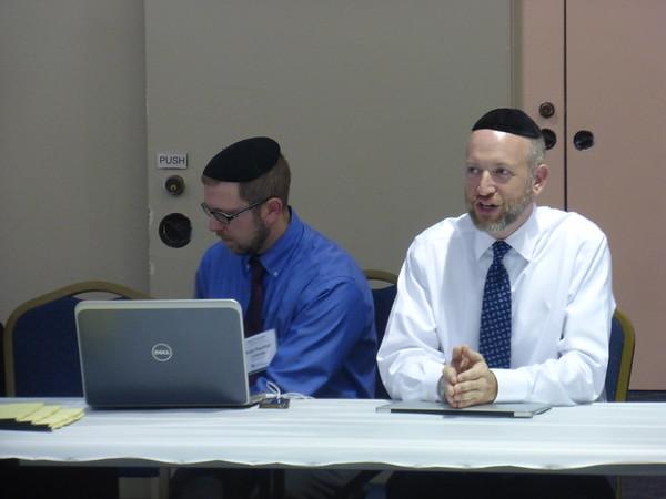 Rabbis Yarchei Kallah  Feb 2015