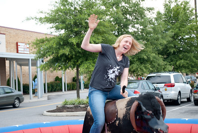 Rackspace Bull Riding