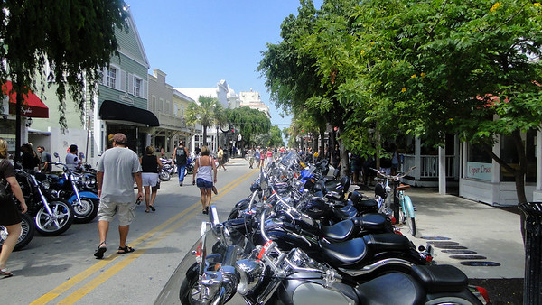 raduno harley Key West 2010