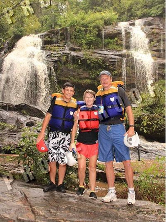 Rafting Aug 2012 Chattooga