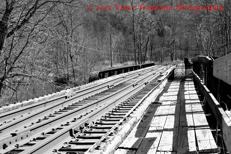 Former NYC line located in Bergolhz, OH.
