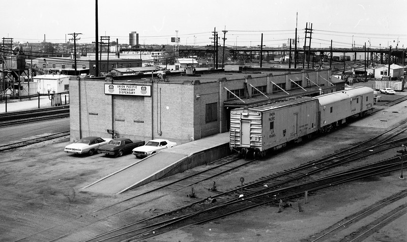Union Pacific Commissary - Denver, CO  (1982)<br /> (Photo by William A. Shaffer)