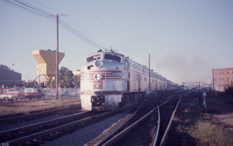 CB&Q #9969 at Galesburg, IL<br /> (Photo by William A. Shaffer)