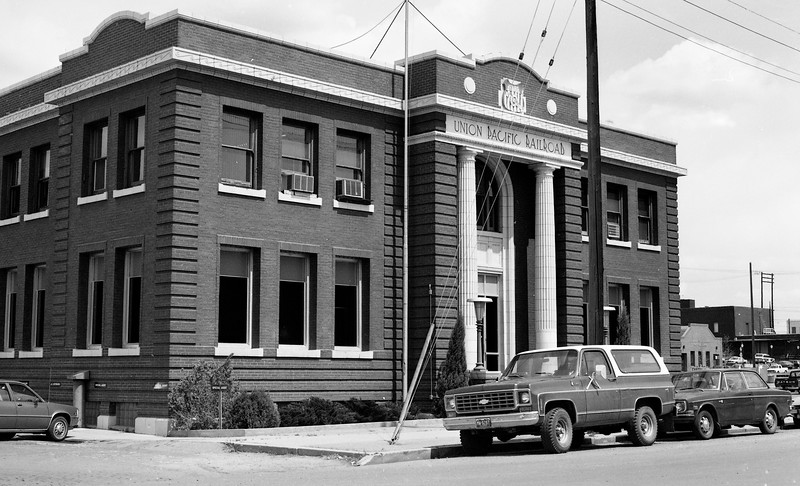 Union Pacific Offices - Denver, CO  (1982)<br /> (Photo by William A. Shaffer)