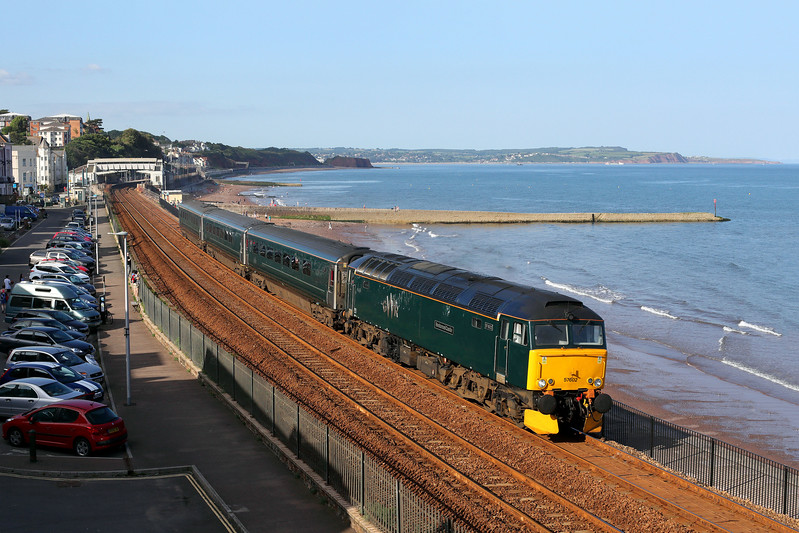 57602 at Dawlish