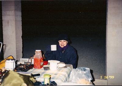 1/16/99 Owl Canyon Campground, Rainbow Basin Natural Area. San Bernardino County, CA